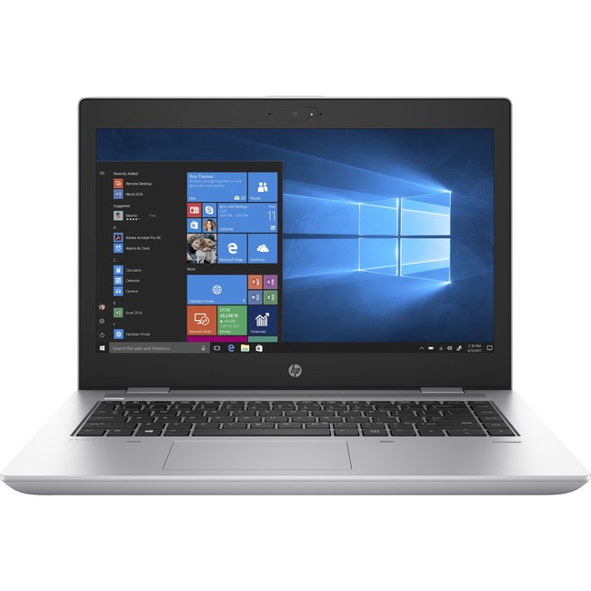 "HP ProBook 645 G4 14"" LCD Notebook - AMD Ryzen 3 2300U Quad-core (4 Core) 2 GHz - 4 GB DDR4 SDRAM - 500 GB HDD - Windows"