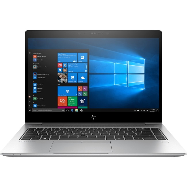 "HP EliteBook 745 G5 14"" LCD Notebook - AMD Ryzen 3 2300U Quad-core (4 Core) 2 GHz - 8 GB DDR4 SDRAM - 128 GB SSD - Windo"