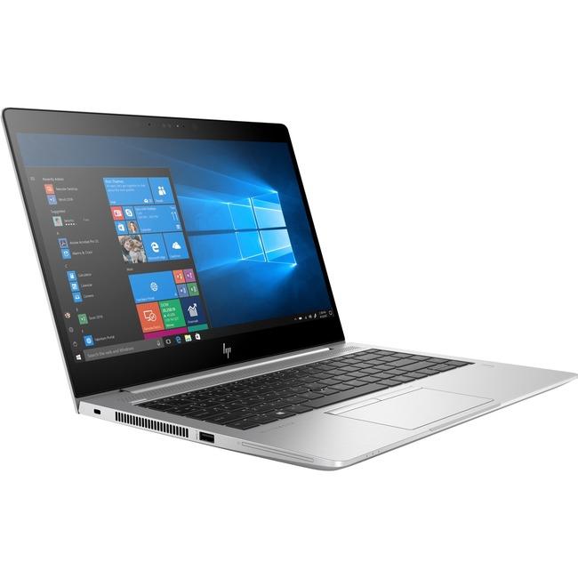 "HP EliteBook 745 G5 14"" Touchscreen LCD Notebook - AMD Ryzen 7 2700U Quad-core (4 Core) 2.20 GHz - 16 GB DDR4 SDRAM - 51"