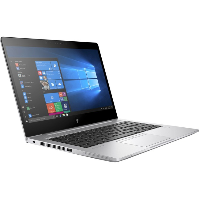 "HP EliteBook 735 G5 13.3"" LCD Notebook - AMD Ryzen 5 2500U Quad-core (4 Core) 2 GHz - 8 GB DDR4 SDRAM - 256 GB SSD - Win"