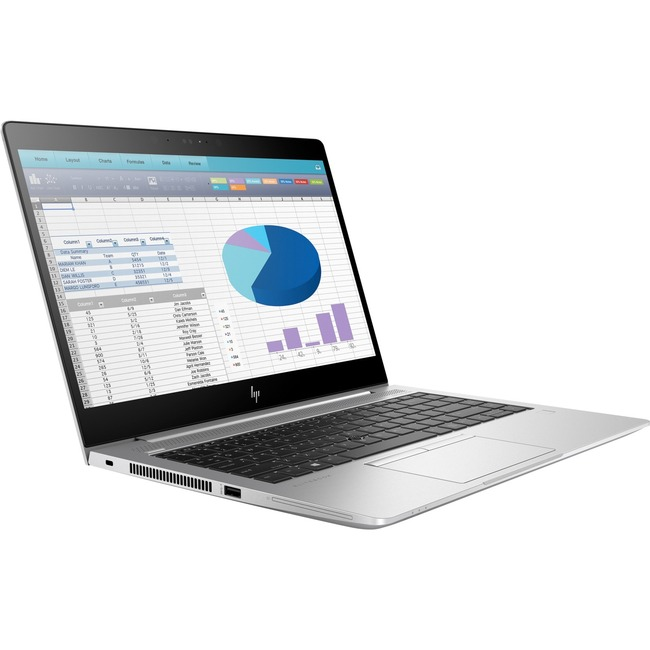 "HP Mt44 14"" LCD Thin Client Notebook - AMD Ryzen 3 2300U Quad-core (4 Core) 2 GHz - 8 GB DDR4 SDRAM - 128 GB SSD - 1920"