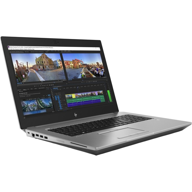 "HP ZBook 17 G5 VR Ready 17.3"" LCD Mobile Workstation - Intel Xeon E-2186M Hexa-core (6 Core) 2.90 GHz - 16 GB DDR4 SDRAM"