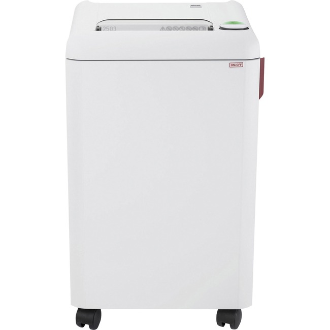 ideal. 2503 Strip-cut P-2 Shredder