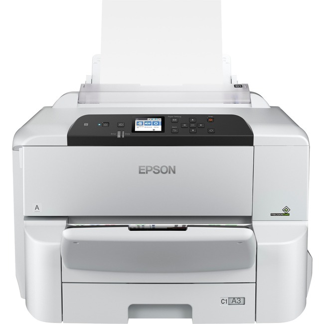 Epson WorkForce Pro WF-C8190 Inkjet Printer - Color - 4800 x 1200 dpi Print - Plain Paper Print - Desktop