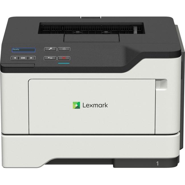 Lexmark MS420 MS421dw Laser Printer - Monochrome - 1200 x 1200 dpi Print - Plain Paper Print - Desktop