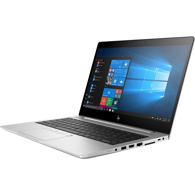 "HP EliteBook 745 G5 14"" Touchscreen LCD Notebook - AMD Ryzen 7 2700U Quad-core (4 Core) 2.20 GHz - 8 GB DDR4 SDRAM - 256"