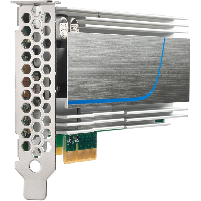 "HPE 750 GB Solid State Drive - PCI Express (PCI Express x4) - 2.5"" Drive - Internal - Plug-in Card"