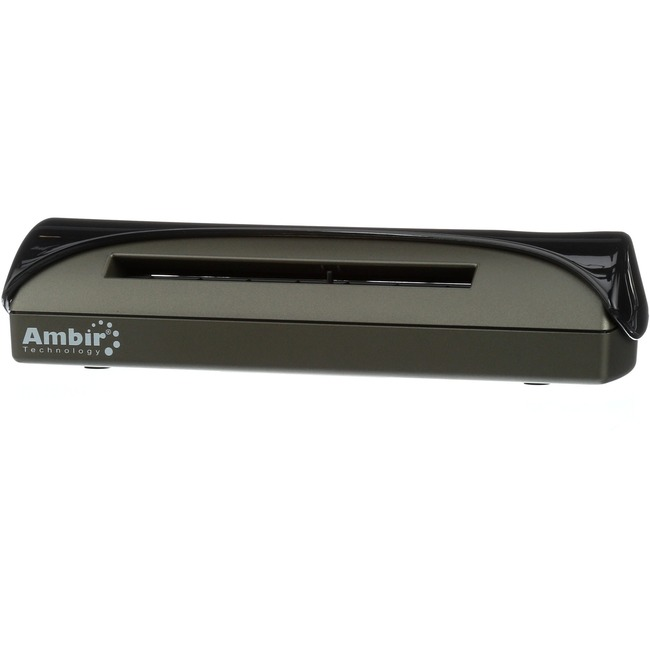Ambir ImageScan Pro 667 w/ABBYY Business Card Reader Software