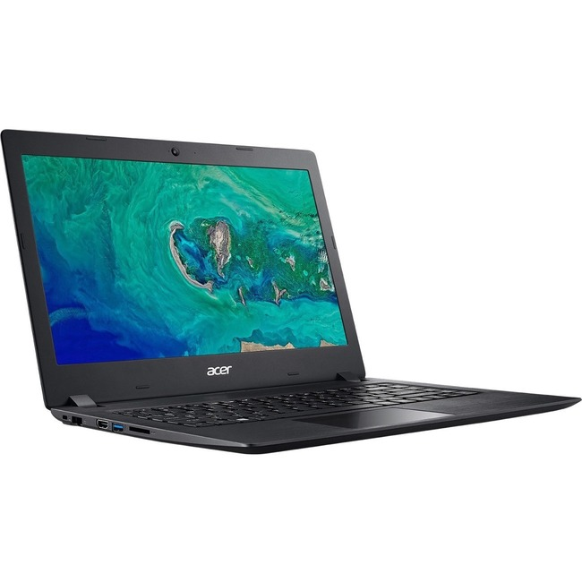 "Acer Aspire 1 A114-32-C0TU 14"" LCD Notebook - Intel Celeron N4100 Quad-core (4 Core) 1.10 GHz - 4 GB DDR4 SDRAM - 64 GB"