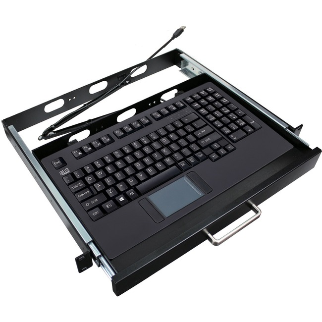 Adesso Easy Touch 425 Rackmount Touchpad Keyboard