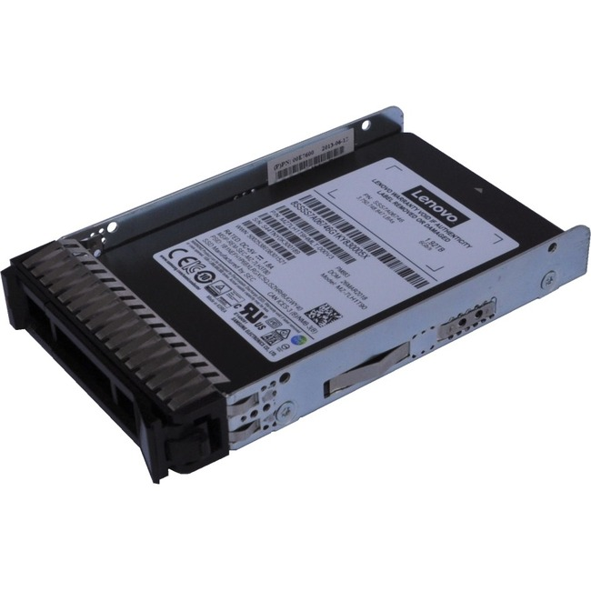 "Lenovo PM883 3.84 TB Solid State Drive - SATA (SATA/600) - 2.5"" Drive - Internal"