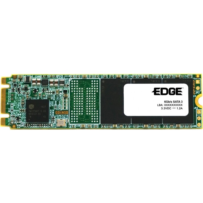 EDGE CLX600 250 GB Internal Solid State Drive - SATA - M.2 2280 - TAA Compliant