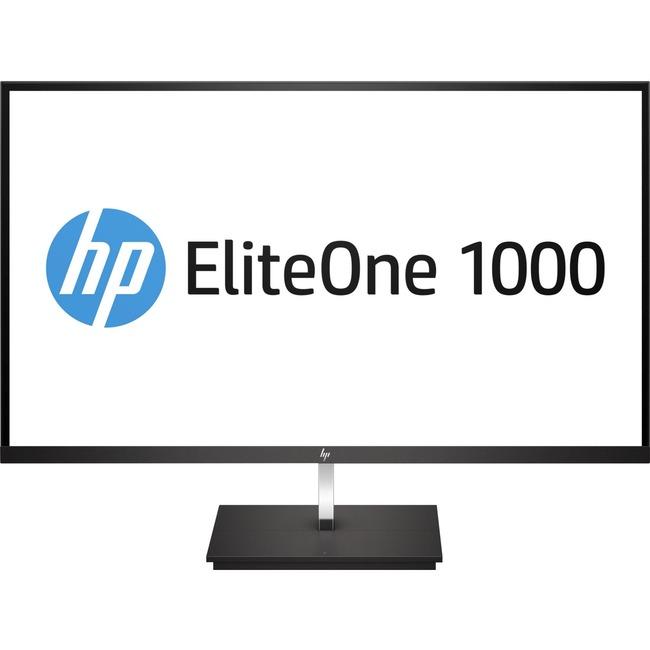 """HP EliteOne 1000 G2 All-in-One Computer - Intel Core i5 (8th Gen) i5-8500 3 GHz - 8 GB DDR4 SDRAM - 1 TB HDD - 27"""" 3840"""