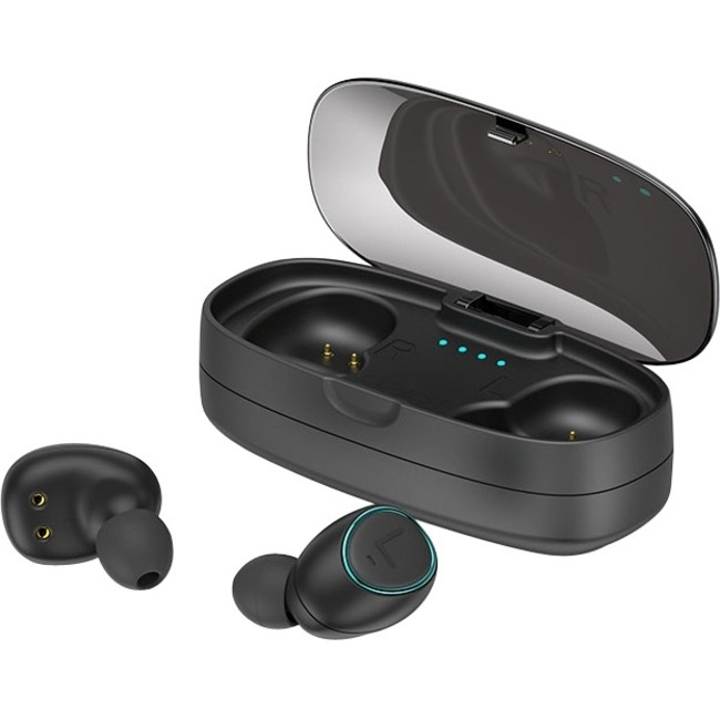 BLUETOOTH EARBUDS STEREO SOUND W/ NOISE REDUCTION & BASS BOOST