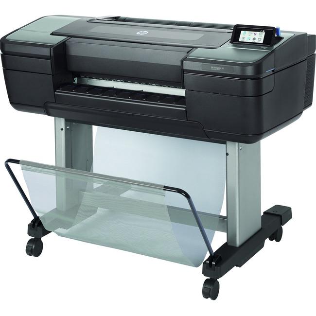 "HP DesignJet HD Pro Z6 PostScript Inkjet Large Format Printer - 44"" Print Width - Color"