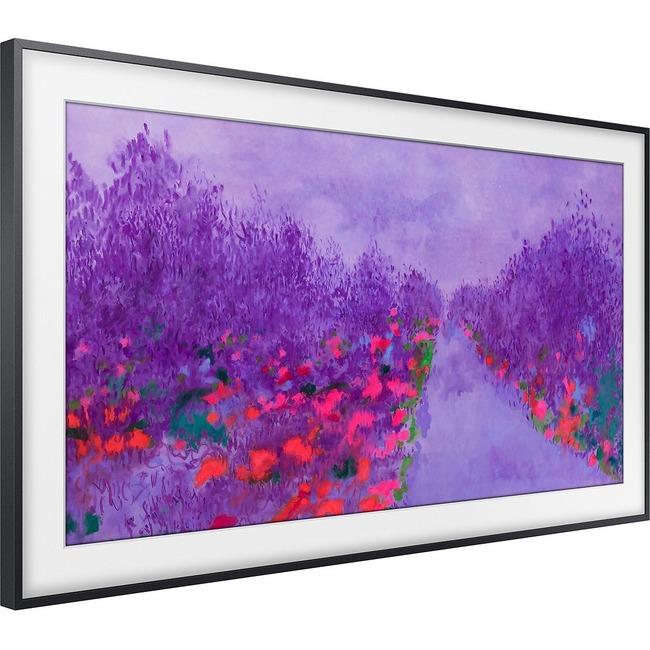 "Samsung The Frame LS03 UN43LS03NAF 42.5"" 2160p LED-LCD TV - 16:9 - 4K UHDTV - Charcoal Black"