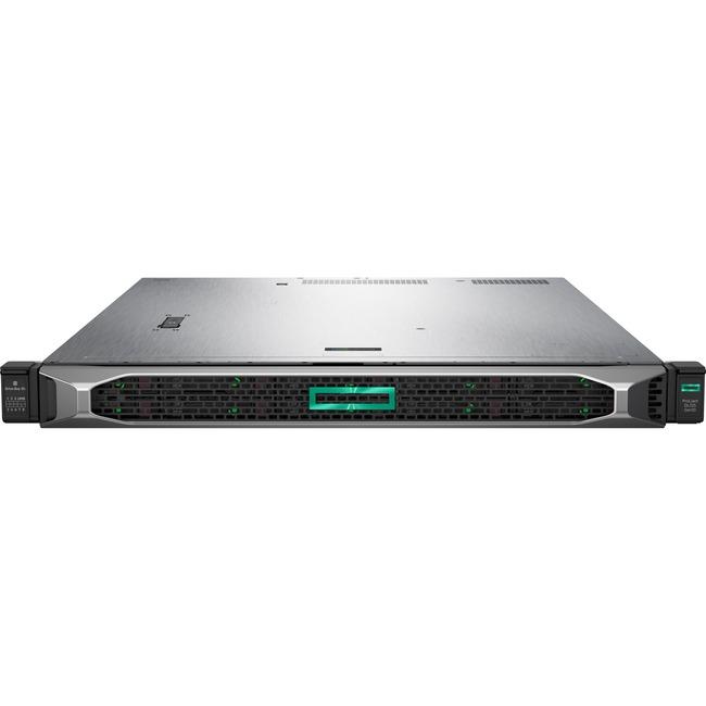 HPE ProLiant DL325 G10 1U Rack Server - 1 x AMD EPYC 7351P Hexadeca-core (16 Core) 2.40 GHz - 16 GB Installed DDR4 SDRAM