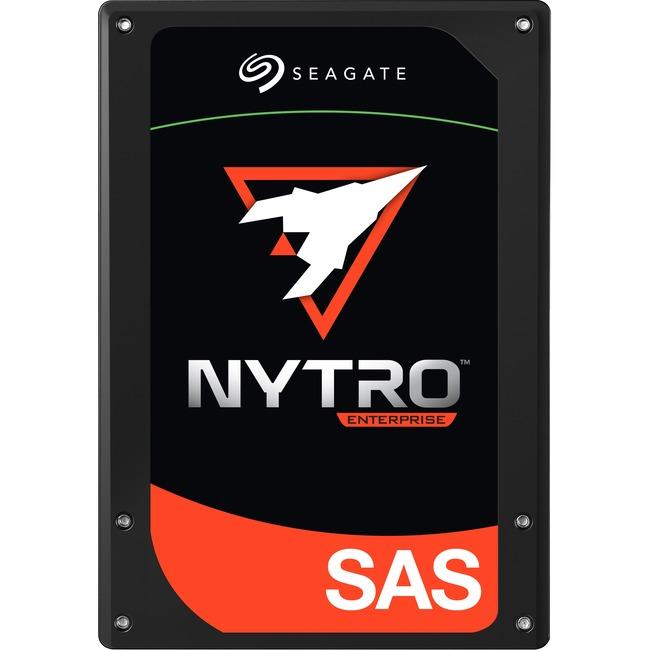 "Seagate Nytro 3000 XS7680SE70113 7.68 TB Solid State Drive - SAS (12Gb/s SAS) - 2.5"" Drive - Internal"