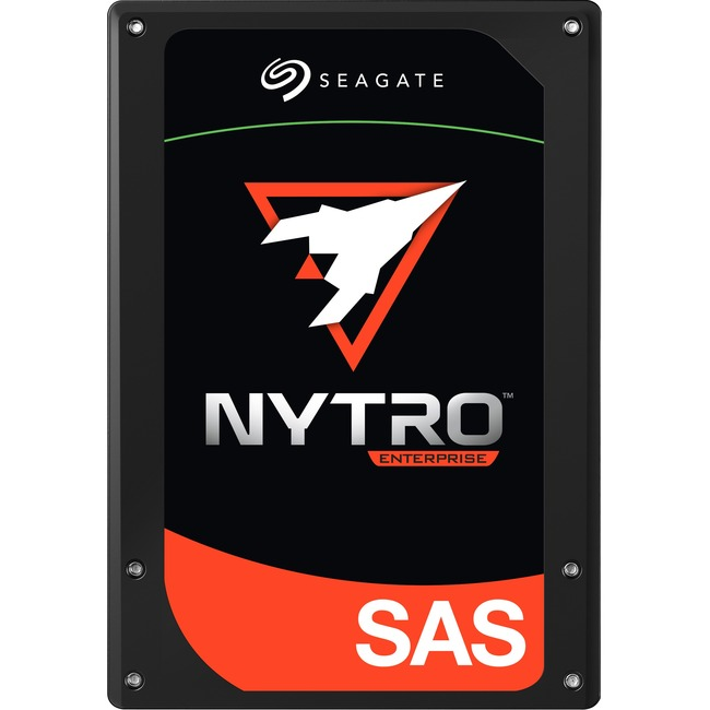 "Seagate Nytro 3000 XS7680SE70103 7.68 TB Solid State Drive - SAS (12Gb/s SAS) - 2.5"" Drive - Internal"