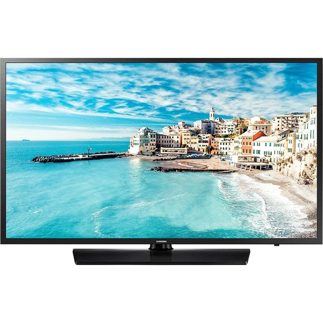 """Samsung 478 HG43NJ478MF 43"""" 1080p LED-LCD TV - 16:9 - HDTV - Black Hairline"""