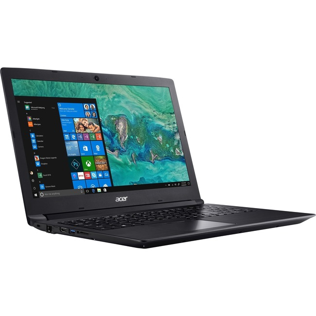 "Acer Aspire 3 A315-53-32TF 15.6"" LCD Notebook - Intel Core i3 (8th Gen) i3-8130U Dual-core (2 Core) 2.20 GHz - 4 GB DDR4"