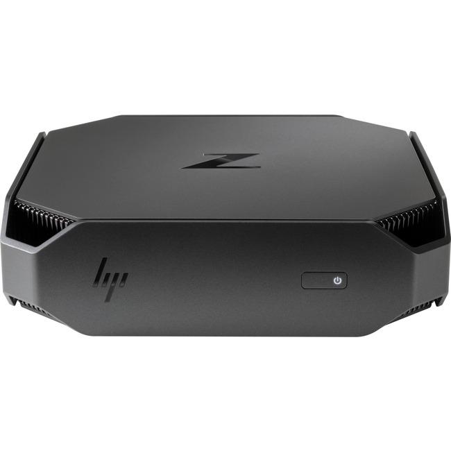 HP Z2 Mini G4 Workstation - 1 x Intel Core i7 (8th Gen) i7-8700K - 16 GB DDR4 SDRAM - 512 GB SSD - NVIDIA Quadro P1000 4