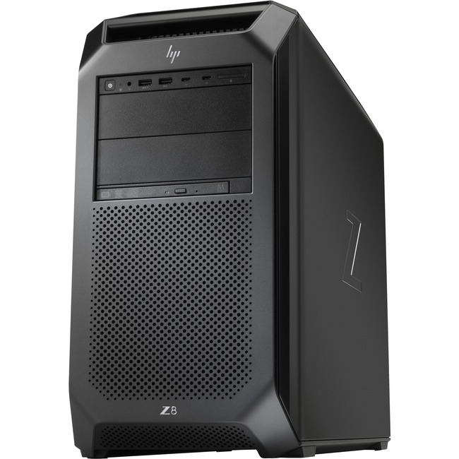 HP Z8 G4 Workstation - Intel Xeon Gold 6146 Dodeca-core (12 Core) 3.20 GHz - 128 GB DDR4 SDRAM - Windows 10 Pro 64-bit -
