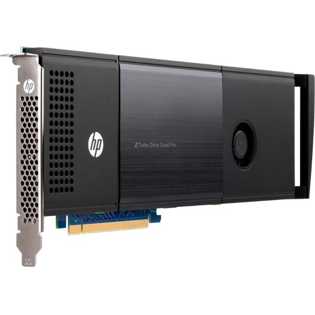 HP Z Turbo Drive Quad Pro 512 GB Solid State Drive - Internal
