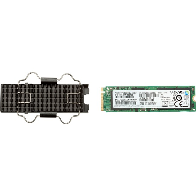 HP Z Turbo Drive 512 GB Solid State Drive - Internal