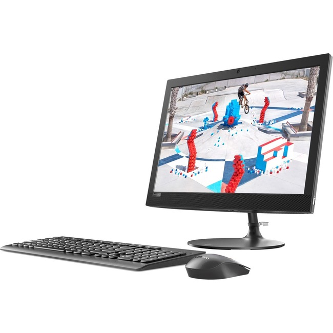 Lenovo IdeaCentre 330-20IGM F0D7002QUS All-in-One Computer - Intel Pentium J5005 1.50 GHz - 4 GB DDR4 SDRAM - 1 TB HDD -