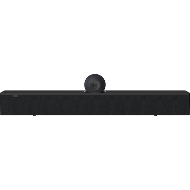 AMX Acendo Vibe ACV-5100BL Sound Bar Speaker - Wireless Speaker(s) - Wall Mountable, Tabletop - Black
