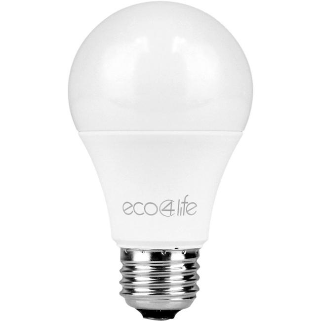 eco4life SmartHome WiFi 40W LED Dimmable Multicolor Light Bulb