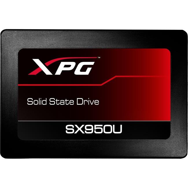 """Adata XPG SX950U 480 GB Solid State Drive - SATA (SATA/600) - 2.5"""" Drive - Internal"""