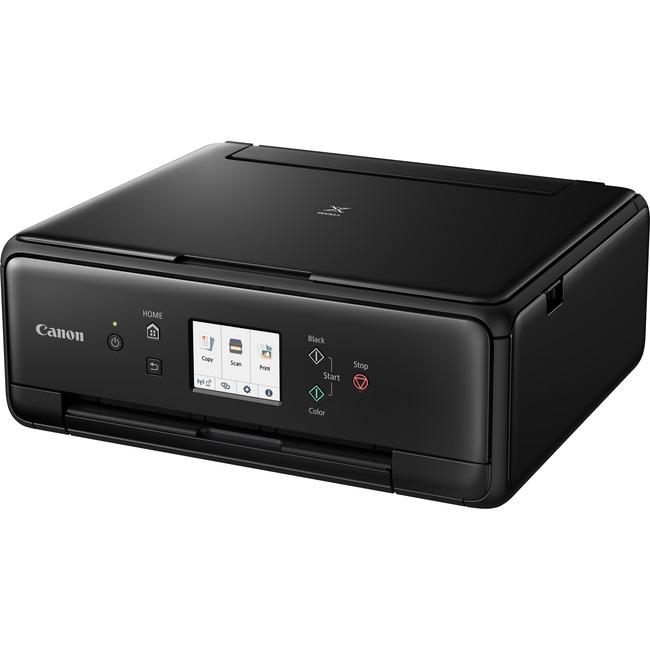 Canon PIXMA TS6220 Inkjet Multifunction Printer - Color - Photo Print - Desktop