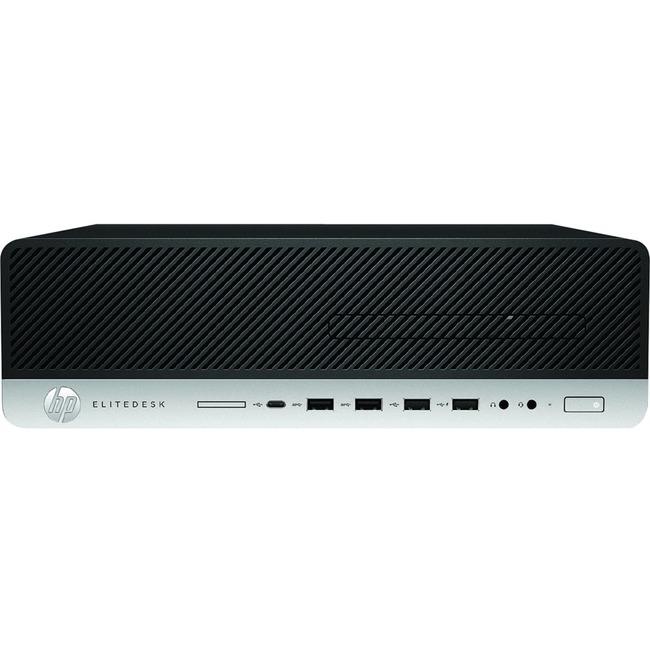 HP 800G4ED SFF I78700 16GB/512 PC-INTEL I7-8700 512GB SSD 16GB DDR4 W10P6 64B