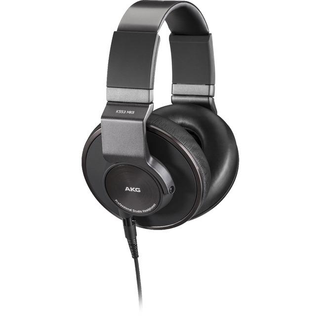 AKG K553 MkII Over-Ear, Closed-Back, Foldable Studio Headphones