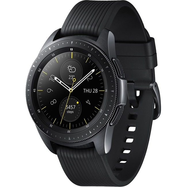 Samsung Galaxy Watch (42mm) Midnight Black (4G LTE)
