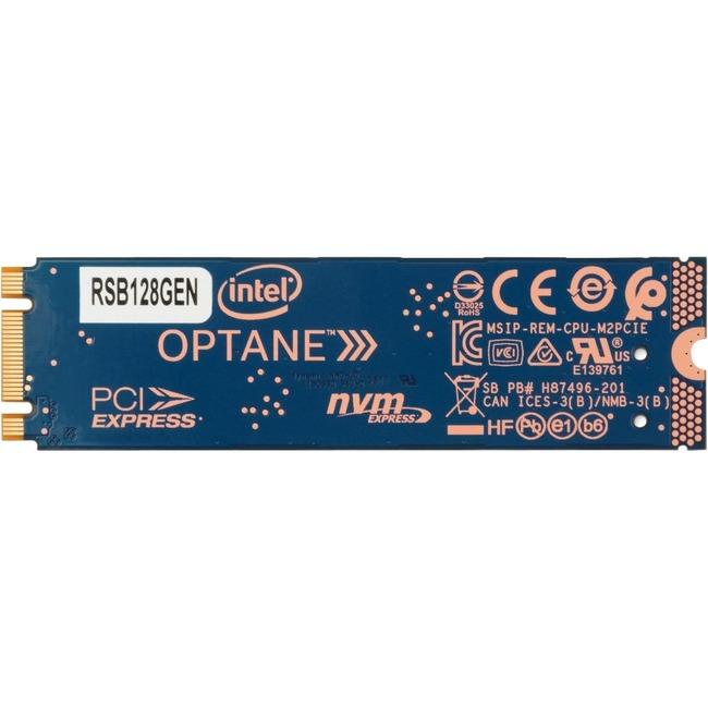 HP Optane 118 GB Solid State Drive - Internal - M.2