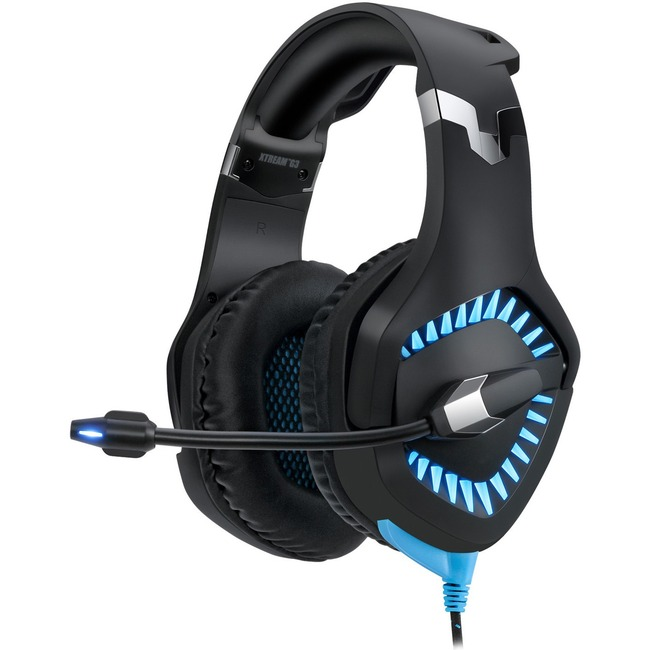 Adesso Xtream G3 Virtual 7.1 Gaming Headphone/Headset with Microphone