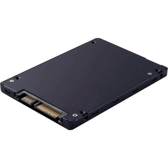 "Lenovo 5200 480 GB Solid State Drive - SATA (SATA/600) in 2.5"" Carrier - Read Intensive - 1 DWPD - 870 TB (TBW) - Intern"