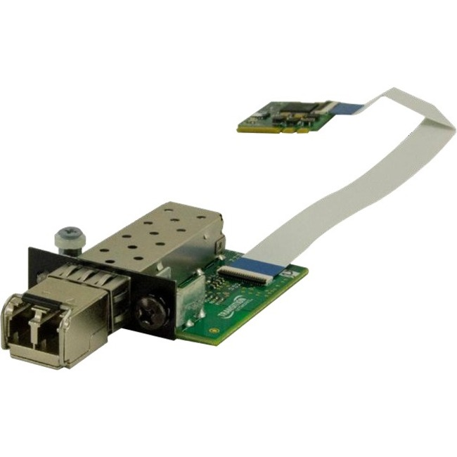 Transition Networks M.2 Fast Ethernet Fiber Network Interface Card for Dell OptiPlex 7060/5060/3060