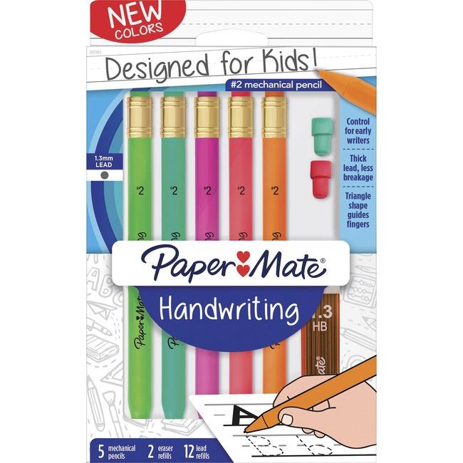 Paper Mate Handwriting Mechanical Pencils