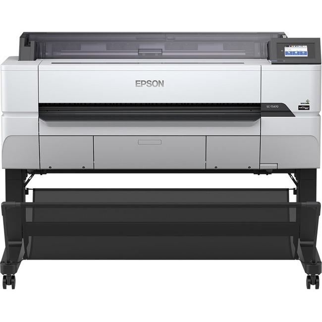 """Epson SureColor T5470 Inkjet Large Format Printer - 36"""" Print Width - Color"""