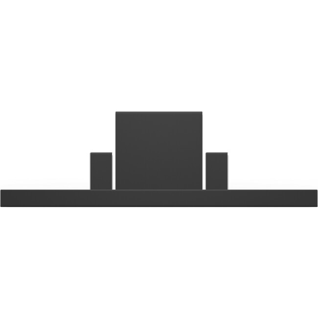VIZIO SB46514-F6 5.1.4 Speaker System - Wireless Speaker(s) - Wall Mountable, Tabletop - Black