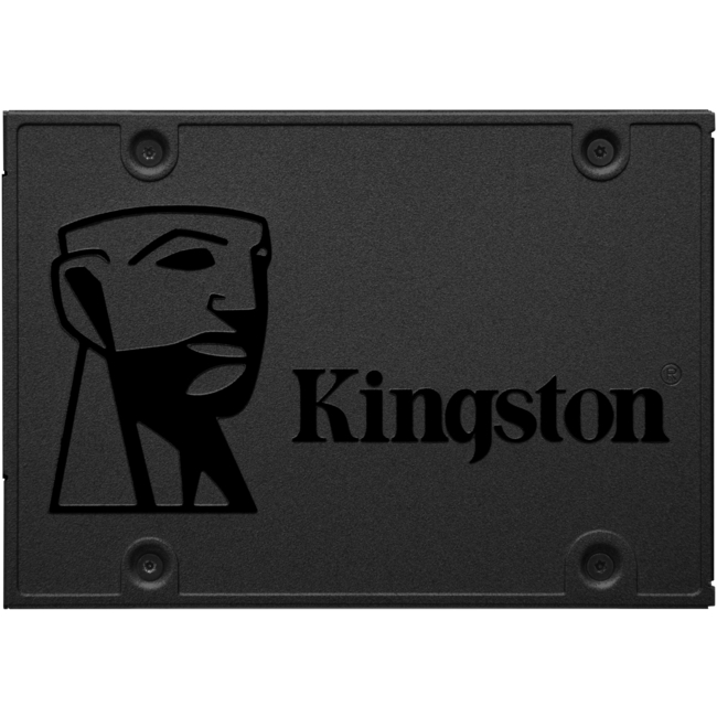 "Kingston Q500 480 GB Solid State Drive - SATA (SATA/600) - 2.5"" Drive - 160 TB (TBW) - Internal"