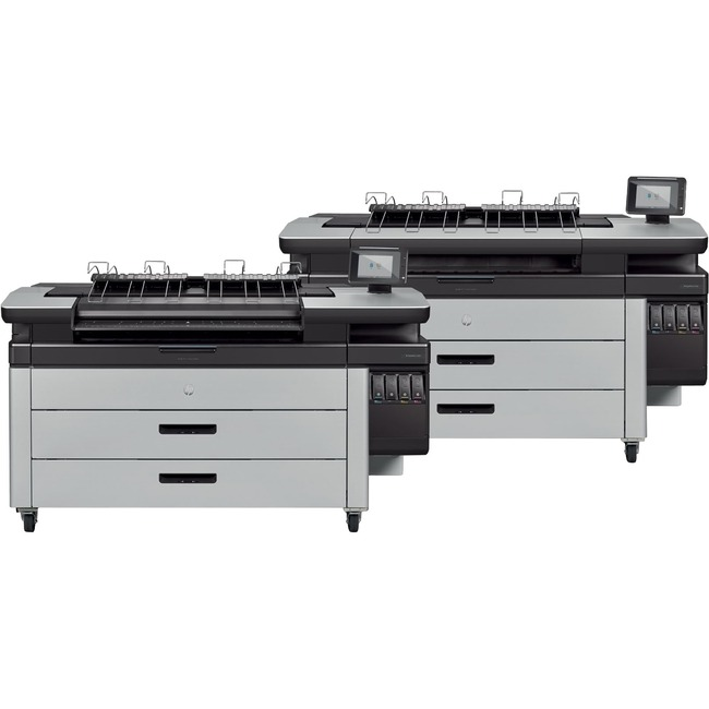 "HP PageWide XL 4600 PostScript Page Wide Array Large Format Printer - 40"" Print Width - Color"