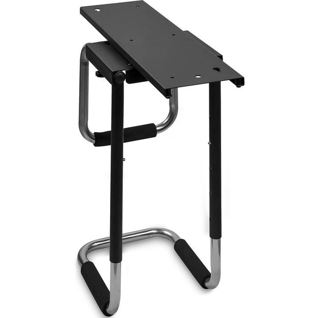 Under Desk CPU Mount - Adjustable - Heavy-Duty Computer Tower Mount - 360 Swivel - Computer Mounting Bracket.