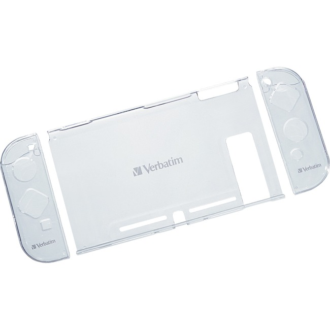 CRYSTAL CASE W/SCREEN PRTCTN FILM FOR USE WITH NINTENDO SWITCH