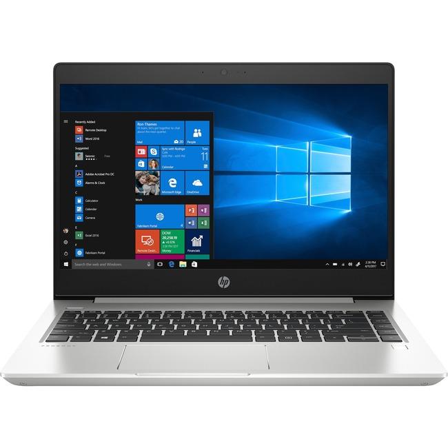"""HP ProBook 440 G6 14"""" Notebook - 1366 x 768 - Core i5 i5-8265U - 4 GB RAM - 128 GB SSD - Natural Silver"""