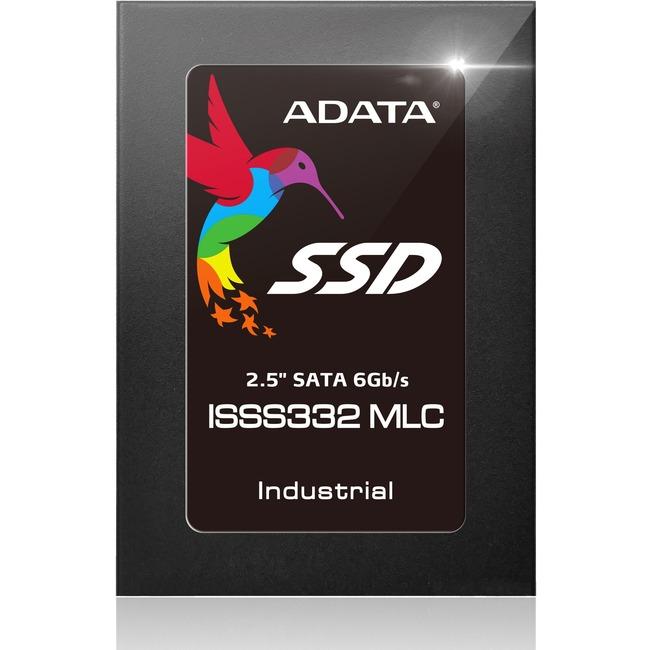 """Adata ISSS332 64 GB Solid State Drive - SATA (SATA/600) - 2.5"""" Drive - Internal"""